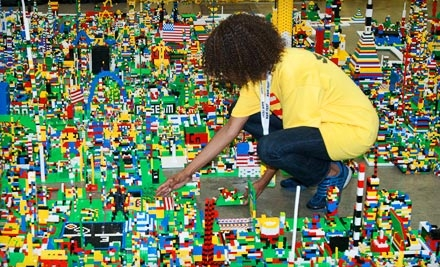 LEGO KidsFest discount and coupon picture