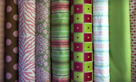Fabulous Fabric discount and coupon picture