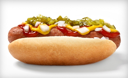 Groupon Now Atlanta: $2 for $4 at Skip's Hot Dogs