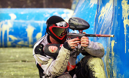 Reno Indoor Paintball