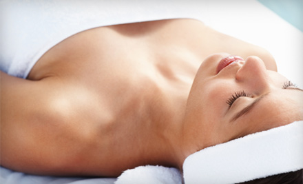 Spa Treatment Package (a $101.25 total value)