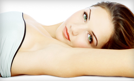 6 Sessions of Laser Hair Removal on 1 Small Area