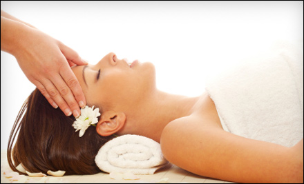 60-Minute Massage (an $80 value)