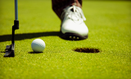 Golf Outing for Two (a $72 value)