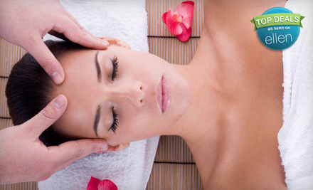 Aromatherapy Massage (a $75 value)
