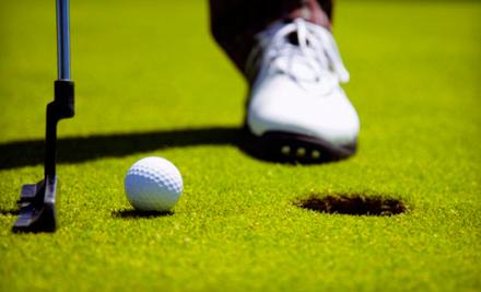 Reese Golf Center