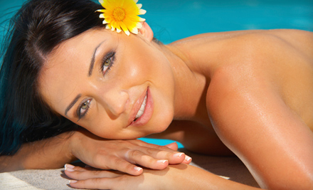Spa Package (a $230 value)