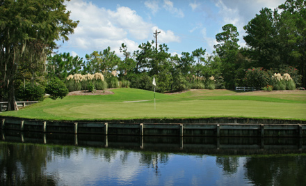 18 Holes of Golf and Cart Rental for Two