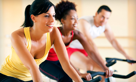 5 Spinning Classes (a $60 value)