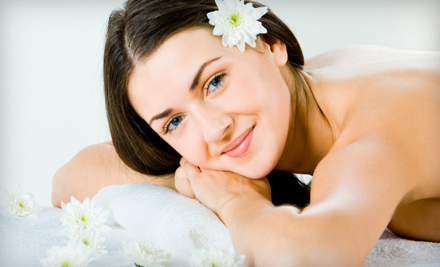 Massage-and-Aromatherapy Package (a $114 value)