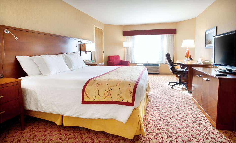 1-Night Stay for Up to Four