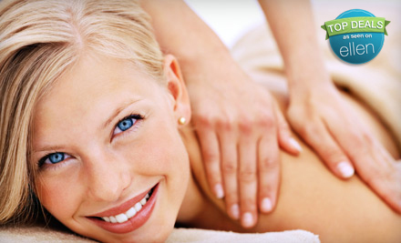 60-Minute Relaxtion Massage (a $70 value)