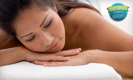 One 60-Minute Swedish Massage (a $68 value)