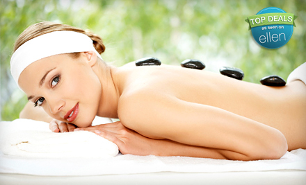 50-Minute Stonehaven Organic Massage (a $70 value)