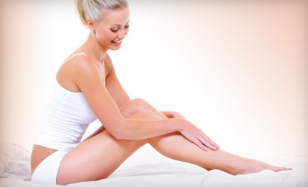 6 Laser Hair-Removal Sessions on a Small Area (a $240 value)