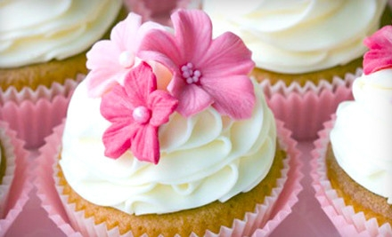 12 Standard Cupcakes (a $28 value)