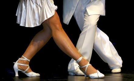 Four Group Ballroom or Latin Dance Classes (a $60 value)