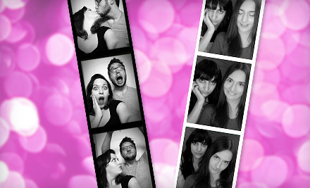 3-Hour Photobooth-Rental Package (a $950 value)