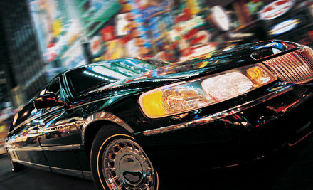 $50 Groupon to American Coach Limousine